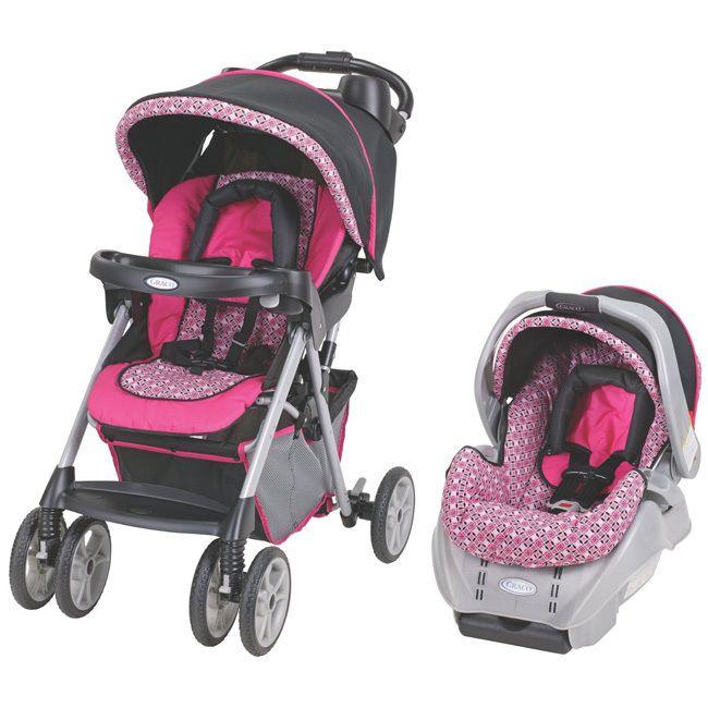 14 best Baby Girl Stroller Set/ Car Seat images on ...