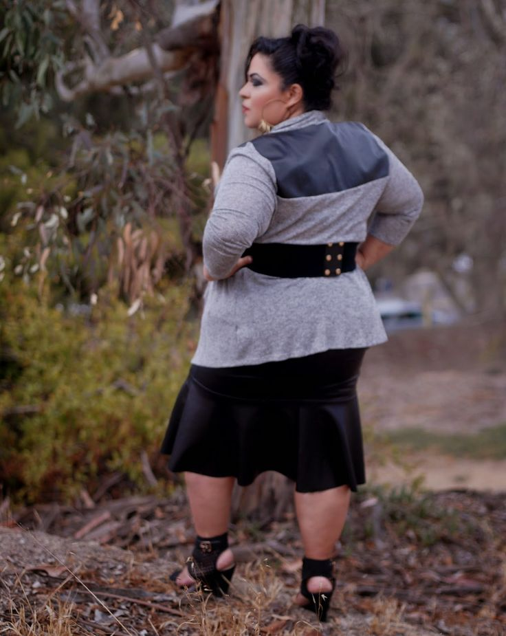 NEW Blog Post| Spikes, Faux Leather and Chains... Oh My!!  Featuring @PinkClubwear @SWAKDesigns @AshleyStewart #BBWGeneration #PinkClubwear #SWAK #AshleyStewart #Spikes #Chains #PlusSize #Fashion #OOTD #PSBlogger #Fblogger #BlogsByLatinas #LatinaBloggers #effyourbeautystandards #Petite #BBW #latina #Giving40HELL