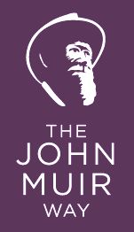 The John Muir Way stretches 134 miles or 215 km across Scotland's heartland, running between Helensburgh in the west through to Dunbar on the east coast and Muir's birthplace.  It'll take you 7-10 days to walk and about half that by bike.