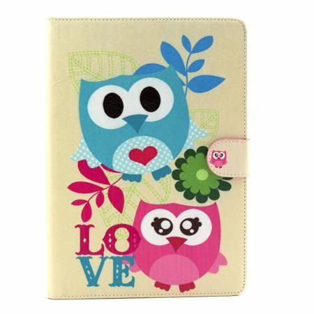 YH For Apple iPad air 2 Cute PU Leather Case Stand Flip Case For Apple iPad Air2 ipad 6  Cover Case  — 669.75 руб. —