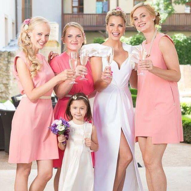 Bridesmaids Alae dresses