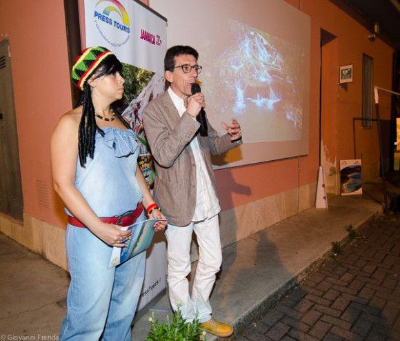serata Press Tours Monteveglio