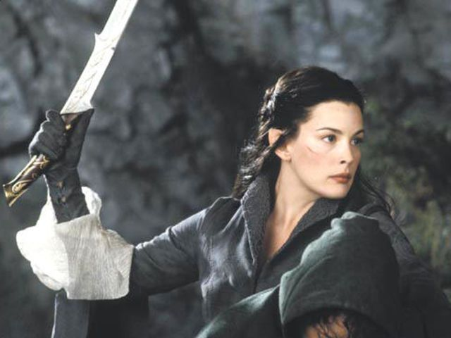 Which The Hobbit/LOTR Female Character Are You?   Playbuzz. I'm Arwen