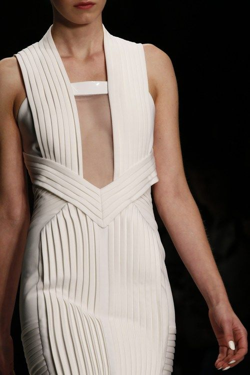 David Koma SS 2013                                                                                                                                                                                 More