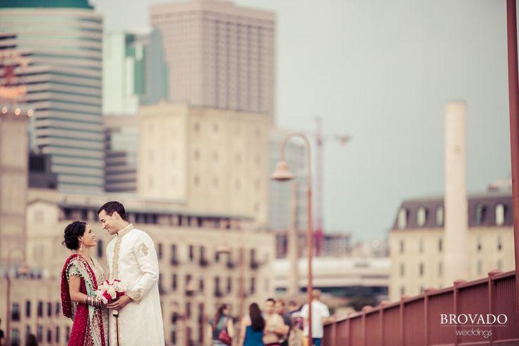 Indian Wedding Reception Photography