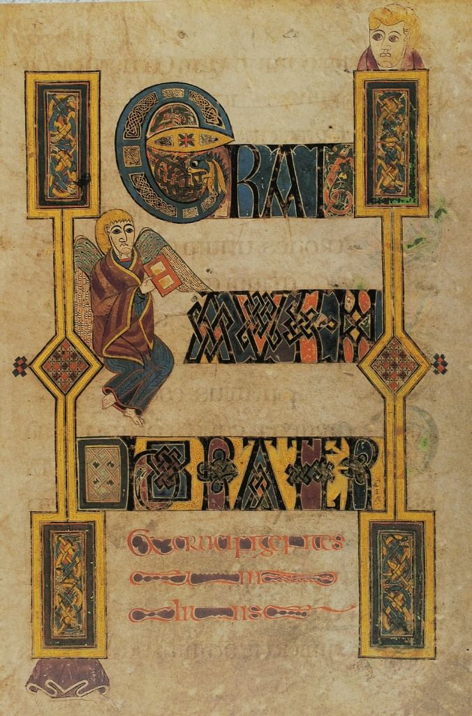 a review of the book of kells Owner description: the book of kells is a world famous illuminated manuscript written in latin of the gospels from the bible it was painstakingly hand-written and illustrated by monks around 800 ad.