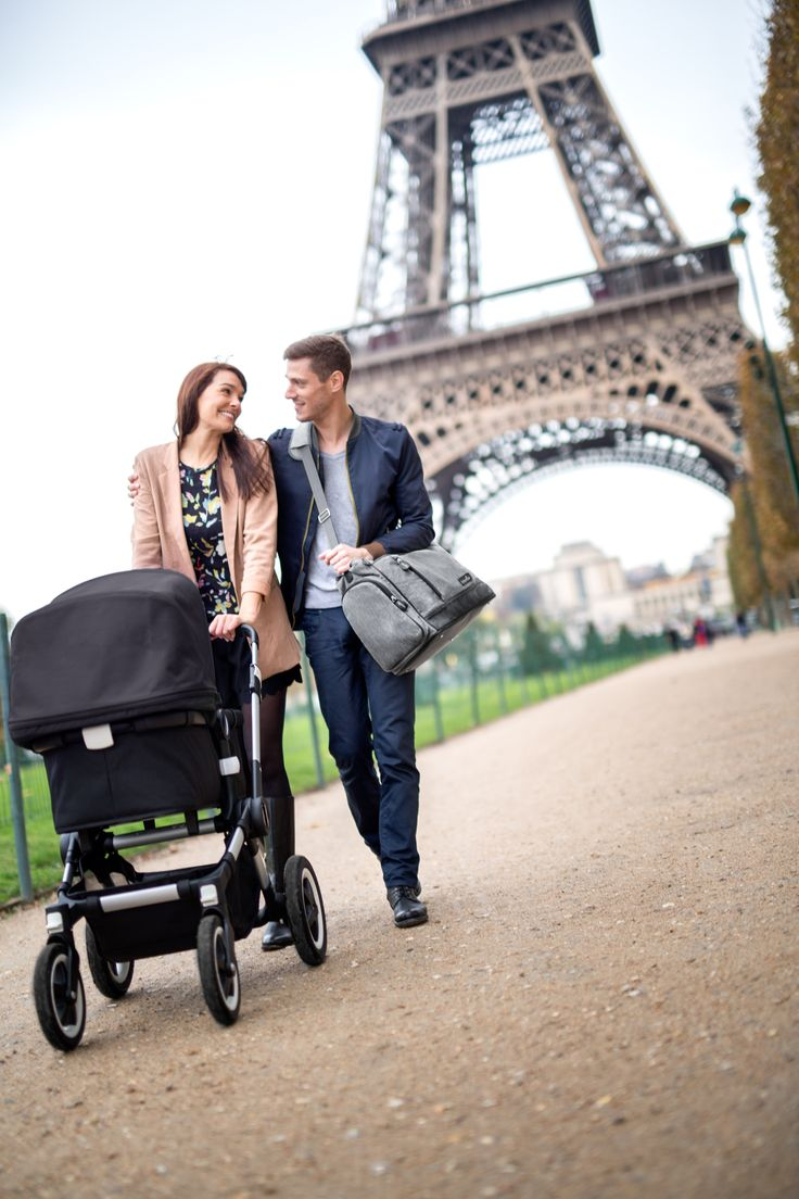Essential Bag #MyBagMyStyle #Babymoov #ChangingBag #basics #complete #ingenious #24H #Paris #TourEiffel #EiffelTower #French #Fashion