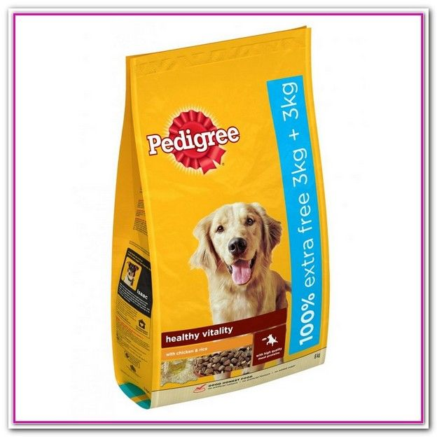 Pedigree Marrobone Vitamin Enriched Snack Food For Dogs Dog Food