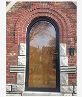 Find the best round top storm doors contractor that's installed number of doors successfully in St Louis. Explore variety of round top storm doors available online.