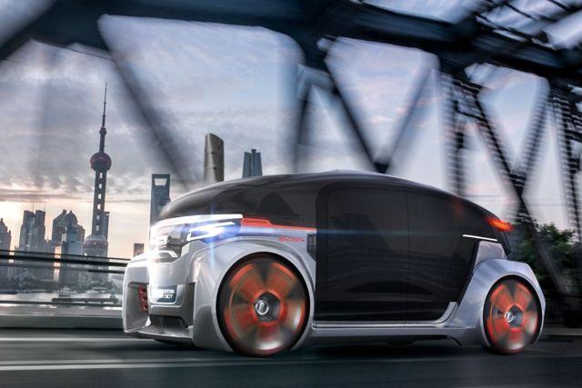 2014 LA Auto Show Design Challenge entries revealed