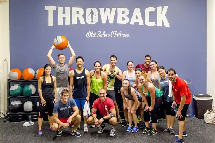 2. Throwback Fitness #fitness #exercise #innovative http://greatist.com/fitness/most-innovative-gyms