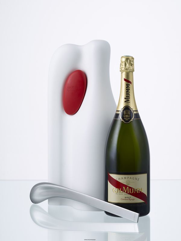 玛姆香槟摘得2014最佳奢侈品包装两项大奖 - 视觉同盟(VisionUnion.com)