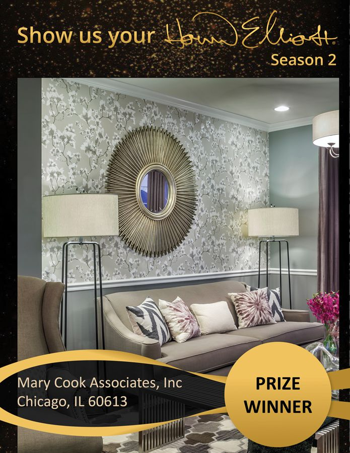 Prize Winner: @marycookassoc in Chicago, IL!