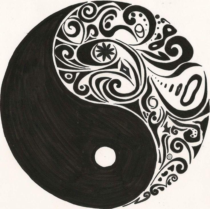 1000 id es sur le th me tatouages de yin yang sur pinterest tatouage de mains jointes le yin. Black Bedroom Furniture Sets. Home Design Ideas