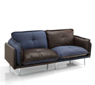 Oltre 25 fantastiche idee su divani blu su pinterest - Divano letto blu ...