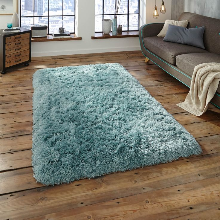 polar rugs have a thick soft pile made with luxurious 100 microfibre polyester