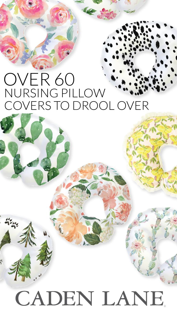 So many Boppy Covers to choose from, I might have to pick more than one!