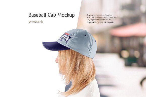 Baseball Cap Mockup Mockup Free Psd Mockup Psd Design Mockup Free