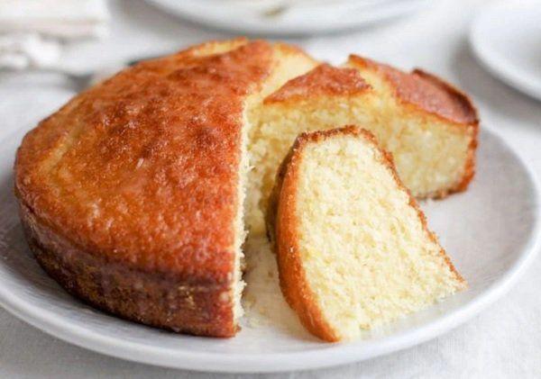 طريقة عمل كيكة جوز الهند بالزبادي طريقة Recipe Lemon And Coconut Cake Coconut Cake Recipe Coconut Cake