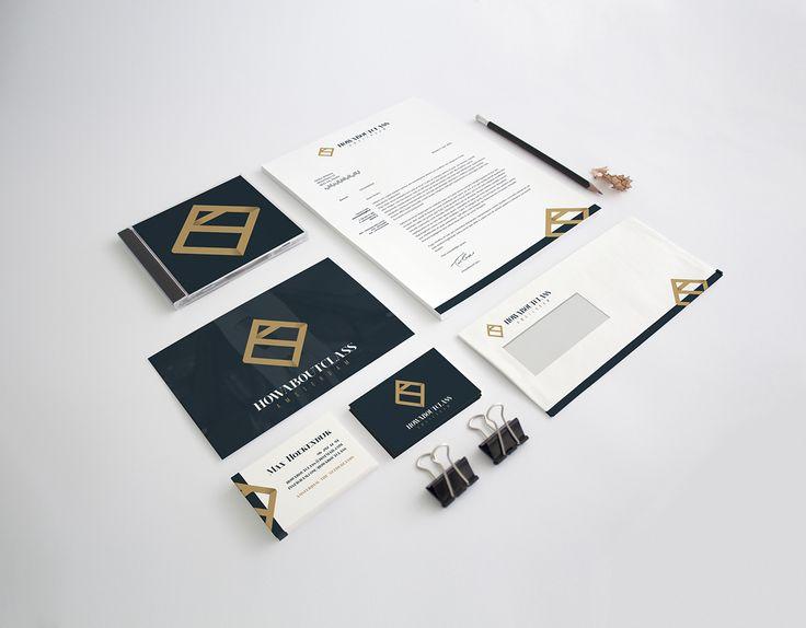 HowAboutClass Branding on Behance