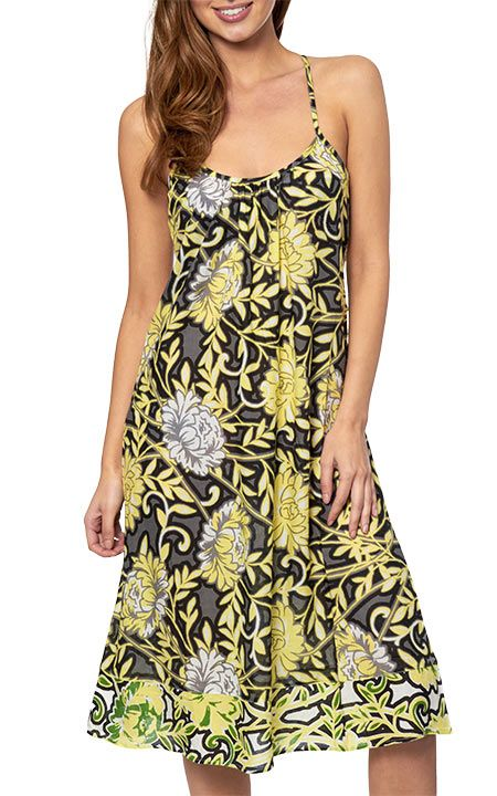 With a fashionable scoop neck and 70's influenced floral design, this summer dress is the essential piece for day-to-night style! Shop Engage here: https://www.jets.com.au/shop/browse/?story=736