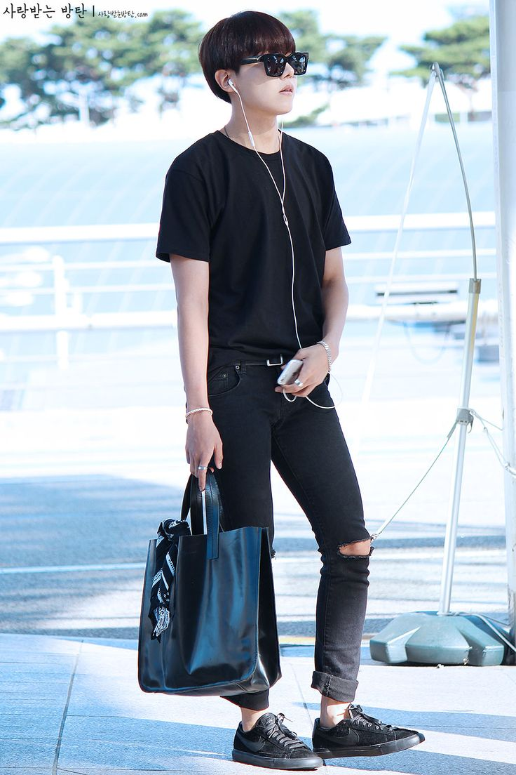 11 Best Images About Bts J Hope Airport Fashion On