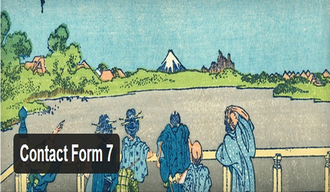 WordPress Contact Form 7 Eklentisi