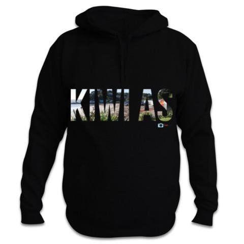 Kiwi As - NZ Hoodie