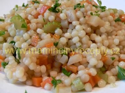 Zeleninová tarhoňa