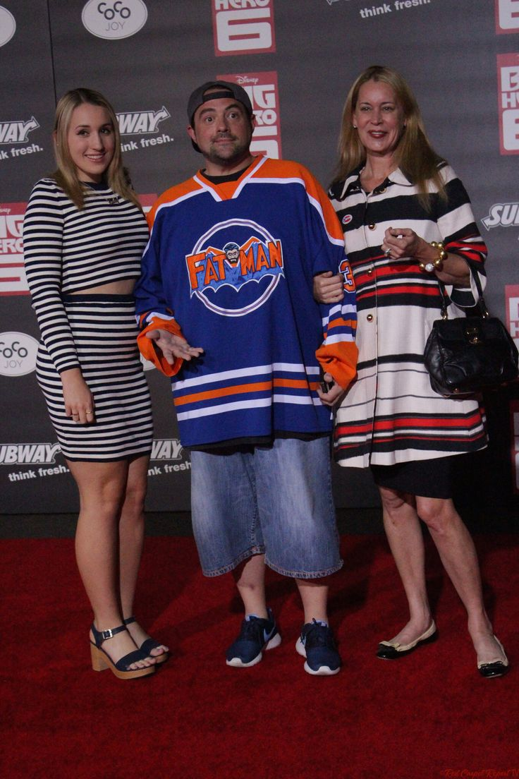 Harley Quinn Smith, Kevin Smith & Jen Schwalbach - IMG_9863