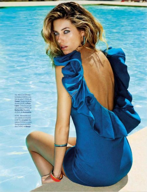 Elle Spain, August 2008. Should you require Fashion Styling Advice & More. View & Contact: www.glam-licious.webs.com