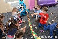 Детский день рождения в стиле LEGO NINJAGO. Лего Ниндзяго в Киеве фото 33