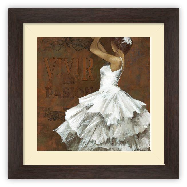 """Tablou """"La Dance II"""" http://www.artfoyer.ro/la-dance-ii.html"""
