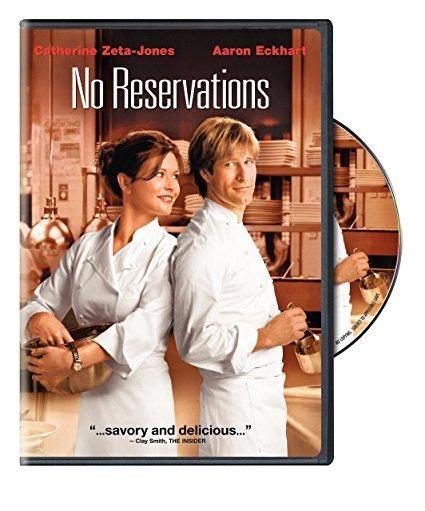 Catherine Zeta-Jones & Aaron Eckhart & Scott Hicks-No Reservations