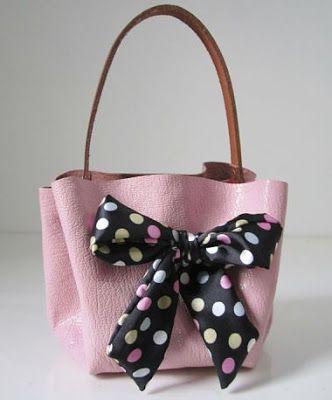 DIY : un sac en cuir sans couture !