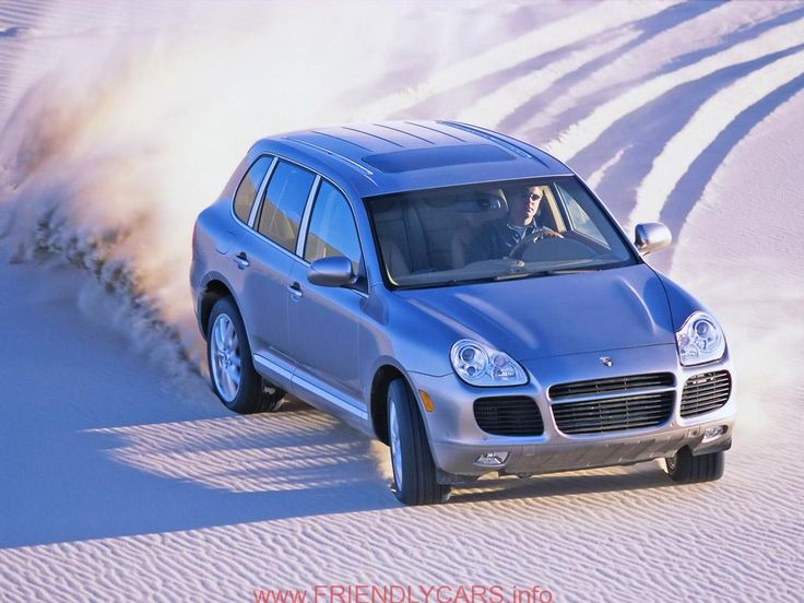 Cool 2004 Porsche Cayenne Turbo Car Images Hd 2004 Porsche Cayenne Turbo  Downhill Desert 1024x768 Wallpaper