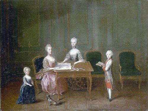 La vita, i passatempi , i giochi e il ruolo dei bambini nella socità barocca, dalla nobiltà ai più bassi strati sociali