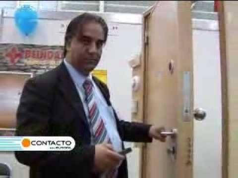 Patente a Porta Blindada Mais Inteligente do Mundo