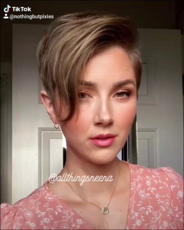 How To Tell If A Pixie Cut Will Suit You Pin By Nothing But Pixies On Pixie 360 In 2020 Short Hair With Layers Short Hair Undercut Short Hair Trends