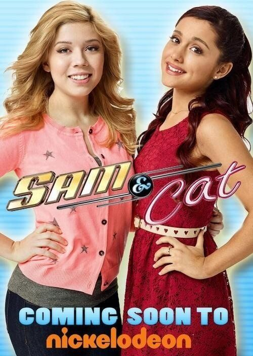 I'm going to be pinning some peoples other Sam & cat things that they are posting ❤️❤️❤️❤️