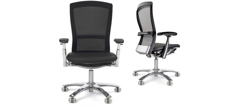 Life Task Chair: With Intuitive Adjustments, A Slim Silhouette And A Broad  Color And