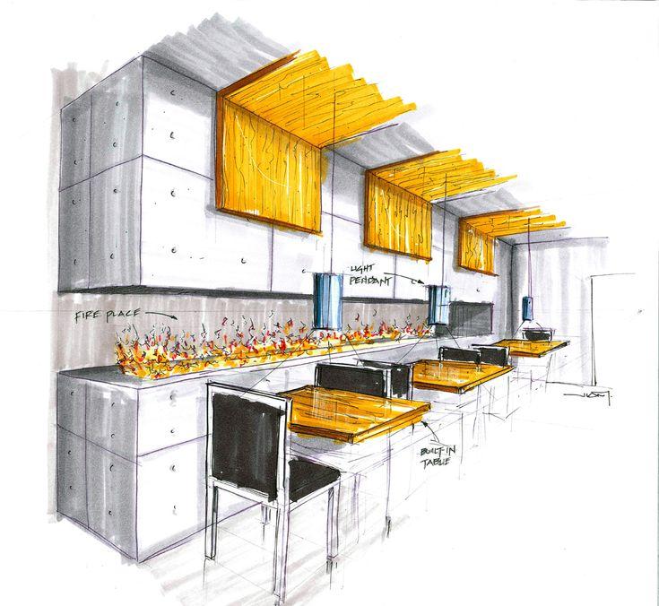 186 besten study bilder auf pinterest innenarchitektur for Studium innendesign