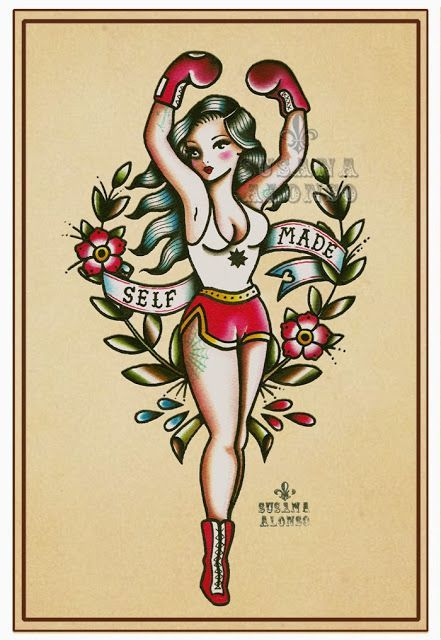 1000+ ideas about Pin Up Tattoos on Pinterest | Oriental Tattoo ...