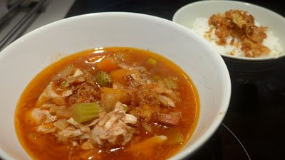 Sup Merah (Indonesian Tomato Soup) ~ Selly's Corner
