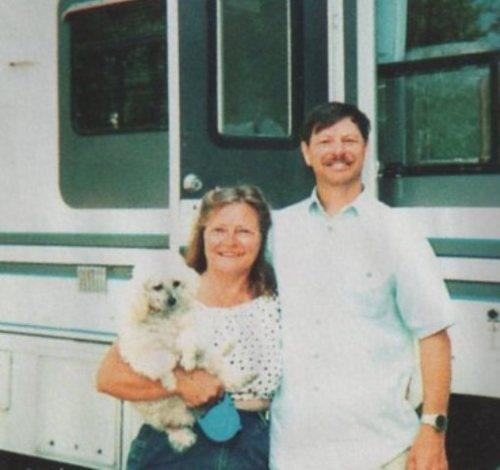 Green River killer Gary Ridgway & his wife Judith
