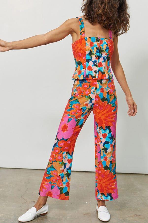 70s style matching set ~