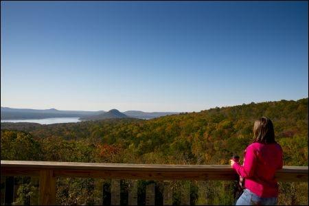 Ozark Mts. at Fairfield Bay  Arkansas