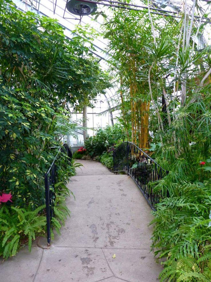 Tropical House, Centennial Park Conservatory