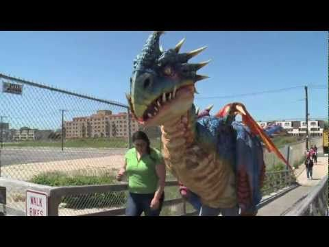 'How to Train Your Dragon' at Nassau Coliseum - YouTube