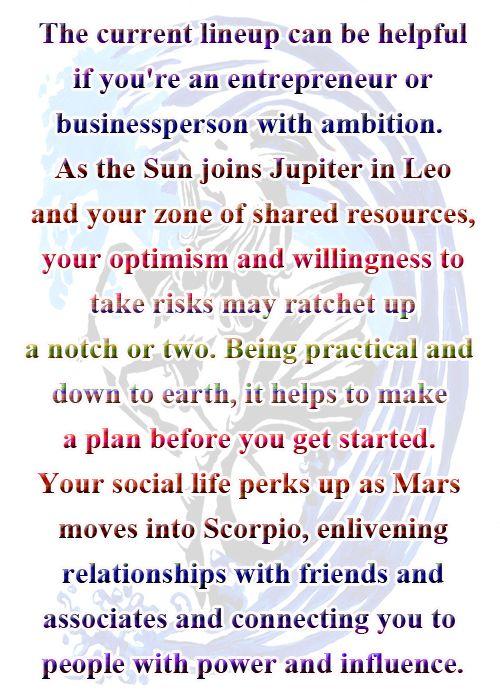 #Capricorn Horoscope